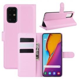 Book Case Samsung Galaxy S20 Plus Hoesje - Pink
