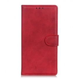 Luxe Book Case Samsung Galaxy S20 Plus Hoesje - Rood