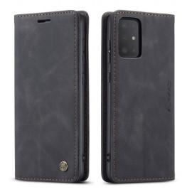 CaseMe Book Case Samsung Galaxy S20 Hoesje - Zwart