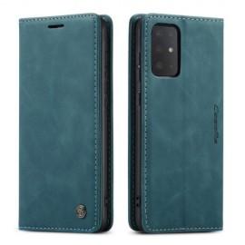 CaseMe Book Case Samsung Galaxy S20 Plus Hoesje - Groen