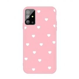Hartjes TPU Samsung Galaxy S20 Plus Hoesje - Pink