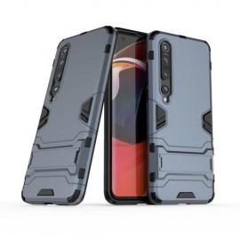 Armor Kickstand Xiaomi Mi 10 (Pro) Hoesje - Blauw