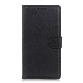 Book Case Samsung Galaxy Xcover Pro Hoesje - Zwart