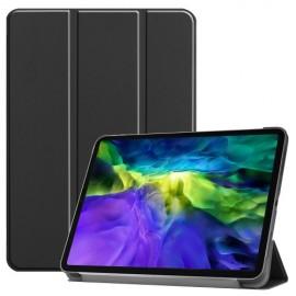 Tri-Fold Book Case iPad Pro 11 (2020) Hoesje - Zwart