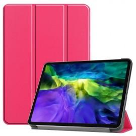 Tri-Fold Book Case iPad Pro 11 (2020) Hoesje - Roze