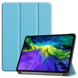 Tri-Fold Book Case iPad Pro 11 (2020) Hoesje - Lichtblauw