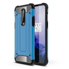Armor Hybrid OnePlus 8 Hoesje - Lichtblauw
