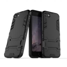 Armor Kickstand iPhone SE (2020) / 8 / 7 Hoesje - Zwart