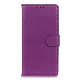 Book Case Nokia 1.3 Hoesje - Paars