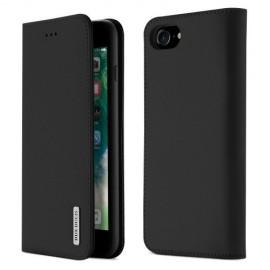 Dux Ducis Wish iPhone SE (2020) / 8 / 7 Hoesje - Zwart
