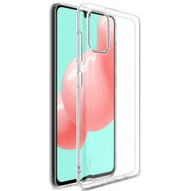 TPU Samsung Galaxy A41 Hoesje - Transparant