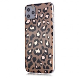Luipaard TPU iPhone 11 Pro Max Hoesje