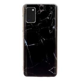 Marmer TPU Samsung Galaxy A41 Hoesje